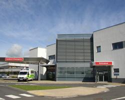 A&E Crosshouse Hospital