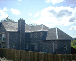 Ochiltree Farmhouse Conversion