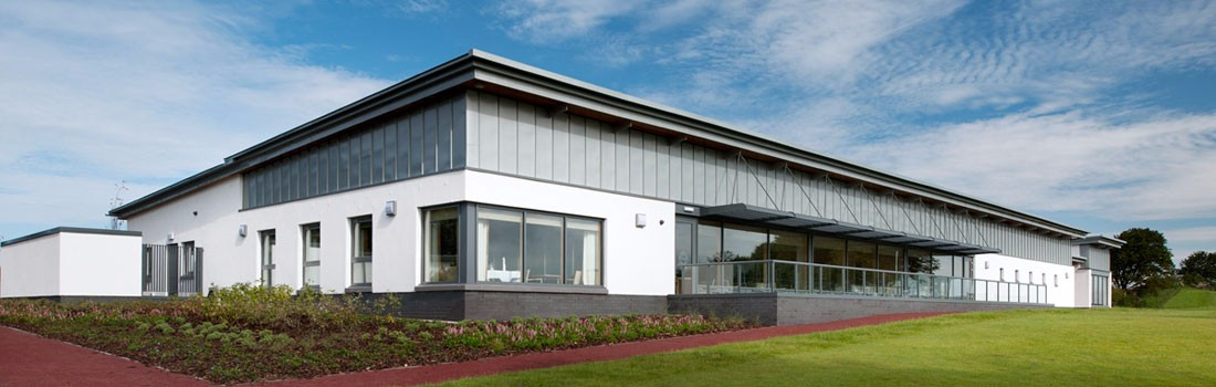 New Clubhouse, East Kilbride Golf Club