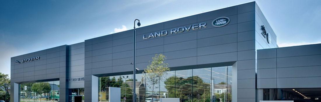 Peter Vardy Ltd, Jaguar Landrover, Aberdeen