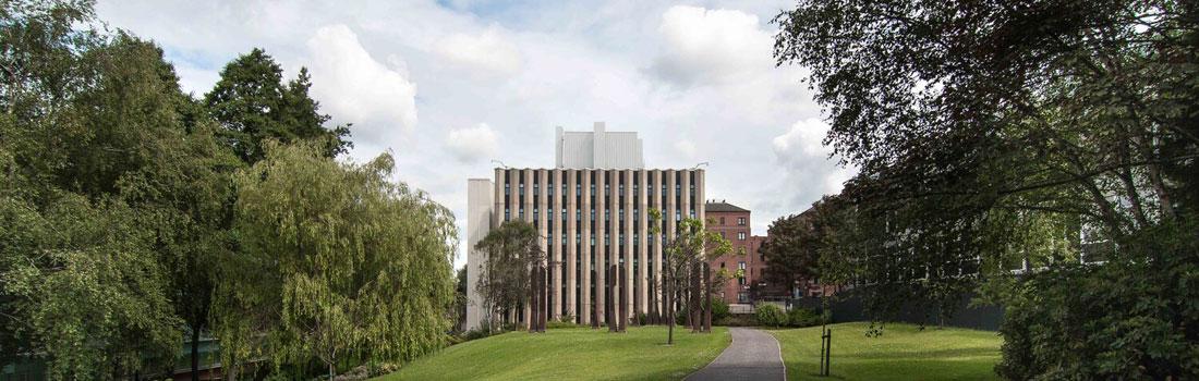 University of Strathclyde - Wolfson Building Refurbishment