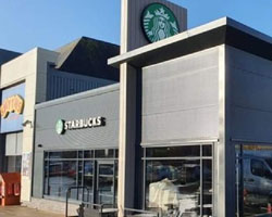 Starbucks-Inverness