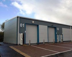 West Dunbartonshire Council – New Industrial Units