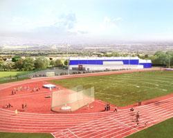East Ayrshire Council – New Athletics Facility