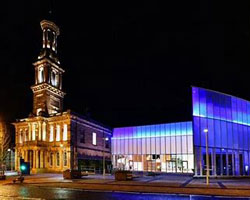 North Ayrshire Council – New Leisure Centre