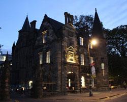University of Glasgow Pearce Lodge Refurbishment