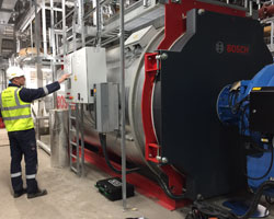 University of Strathclyde Combined Heat and Power and District energy