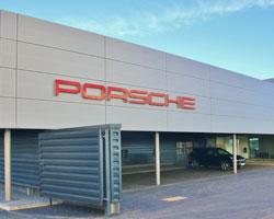 Peter Vardy Porsche Centre Aberdeen