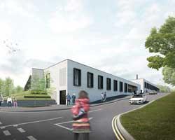 NHS GGC – New Mental Health Wards, Stobhill